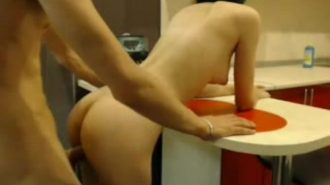 Liseli Türk sevgililerden amatör porno