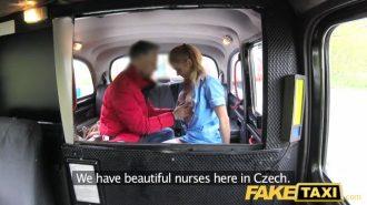 Esmer güzeli fake taxide sınır tanımıyor